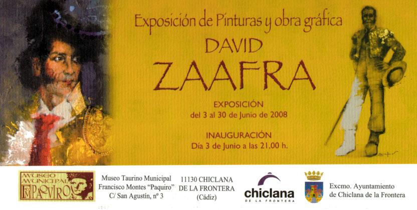 Exposicion Zaafra